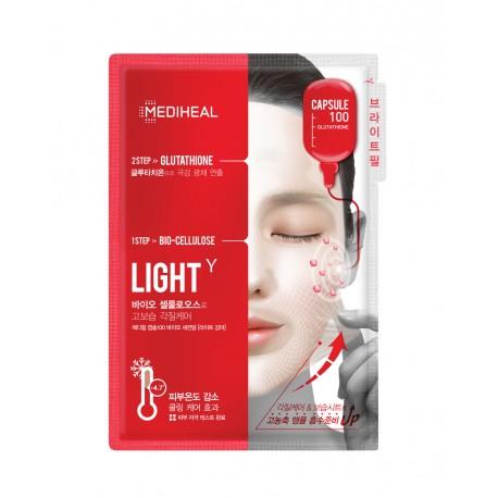 Mediheal-Capsule100-Glutathione-maska-2-etapowa-kosmetyki-koreańskie-puderek.com.pl