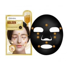 Mediheal-Golden-Chip-Circle-Point-Mask-Akupresurowa-maska-kosmetyki-koreańskie-puderek.com.pl