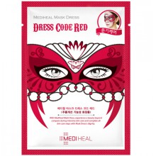 Mediheal-Dress-Code-Red-Mask-karnawałowa-maska-kosmetyki-koreańskie-puderek.com.pl