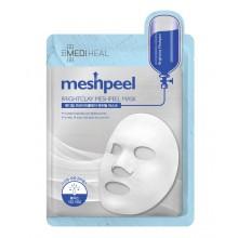 Mediheal Brightclay Meshpeel Mask - oczyszczająca maska z białą glinką