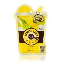 Mediheal-ADE-Lemon-Lime-maska-w-płacie-kosmetyki-koreańskie-puderek.com.pl
