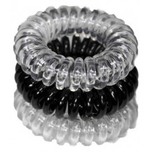 Ronney-Funny-Ring-Bubble-S14-MAT-zestaw-gumek-do-włosów-3-szt-drogeria-internetowa-puderek.com.pl