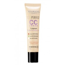 Bourjois-123-Perfect-CC-Cream-32-Light-Beige-drogeria-internetowa-puderek.com.pl