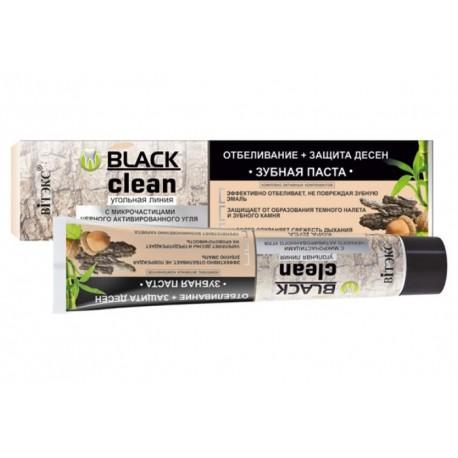 Belita pasta do zębów z węglem aktywnym - wybielanie + ochrona dziąseł 85 ml