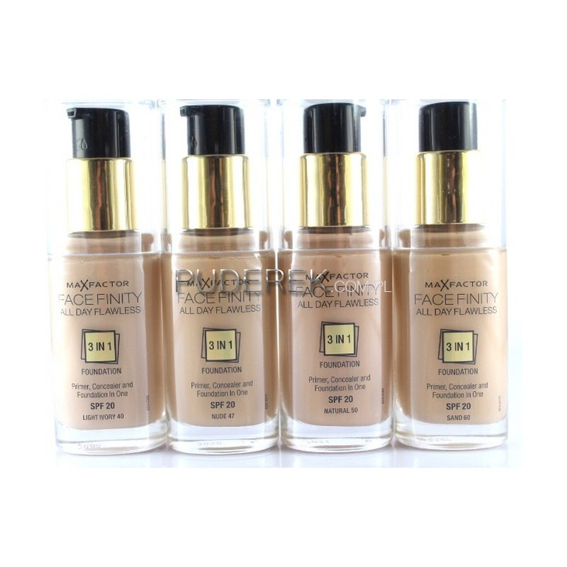 Max Factor Facefinity All Day Flawless 3w1 30 Porcelain ...