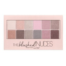 Maybelline The Blushed Nudes - paleta 12 cieni do powiek