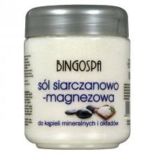 BingoSpa Sól siarczanowo-magnezowa do kąpieli i okładów 600 g