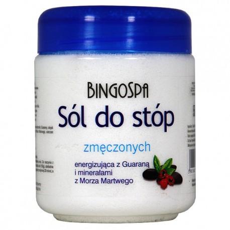 BingoSpa-sól-do-zmęczonych-stóp-z-Guaraną-i-minerałami-z-Morza-Martwego-drogeria-internetowa-puderek.com.pl