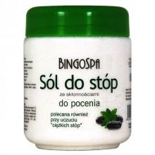 BingoSpa Sól do stóp ze skłonnościami do pocenia 550 g