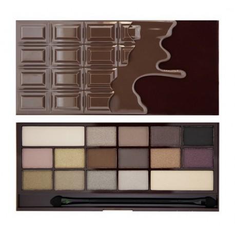 Makeup-Revolution-Paleta-cieni-Death-by-Chocolate-I-Heart-Makeup-cienie-do-powiek-drogeria-internetowa-puderek.com.pl