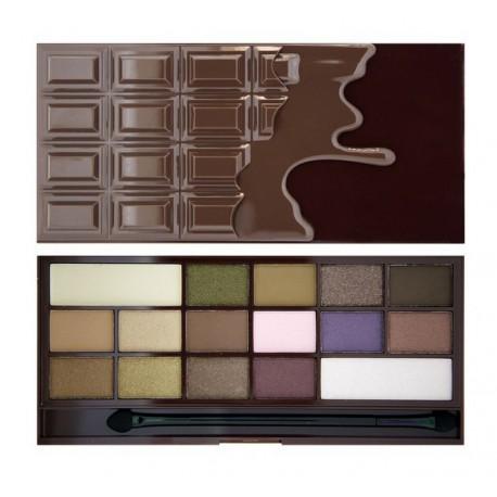 Makeup-Revolution-Paleta-cieni-I-Heart-Chocolate-I-Heart-Makeup-drogeria-internetowa-puderek.com.pl