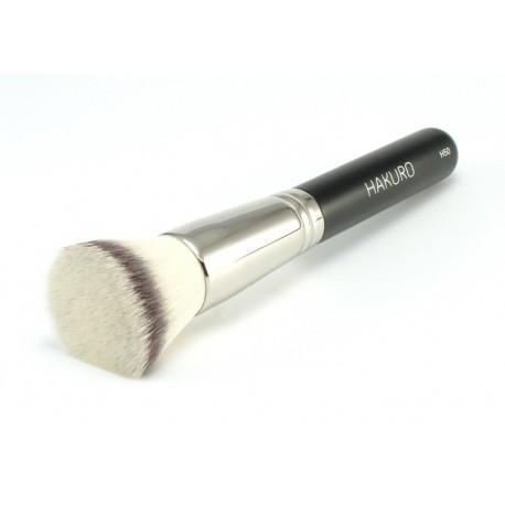 Hakuro-H50-pędzel-flat-top-do-podkładu-płynnego-i-mineralnego-pędzle-do-makijażu-sklep-z-kosmetykami-online-puderek.com.pl
