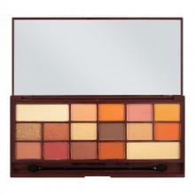 Makeup-Revolution-Chocolate-Orange-paleta-cieni-cienie-do-powiek-drogeria-internetowa-puderek.com.pl