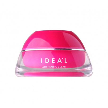 Silcare Ideal Led Gel - Authenthic Clear - żel budujący UV/LED 30 g