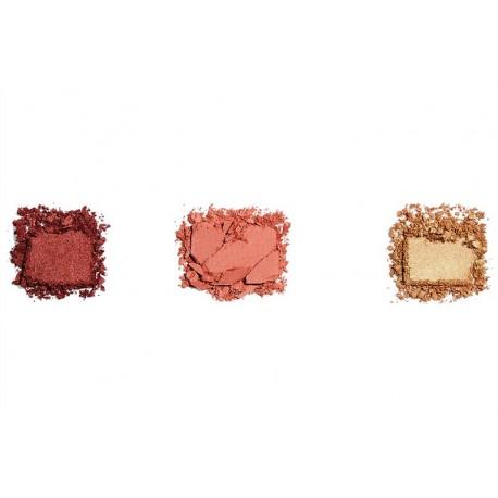 Makeup Revolution Reloaded - Newtrals 3 - paleta 15 cieni do powiek