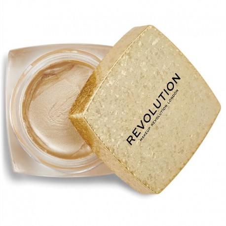 Makeup Revolution Jewel Collection Jelly Highlighter - Monumental - żelowy rozświetlacz