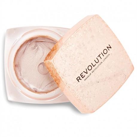 Makeup Revolution Jewel Collection Jelly Highlighter - Prestigious - żelowy rozświetlacz