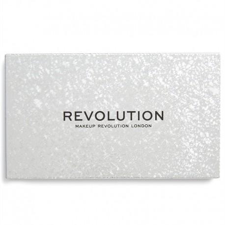 Makeup Revolution Jewel Collection Eyeshadow Palette - Opulent - paleta cieni do powiek