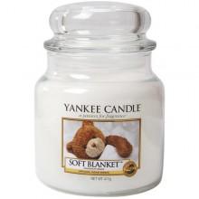 Yankee-Candle-Soft-Blanket-słoik-średni-świeca-zapachowa-drogeria-internetowa-puderek.com.pl