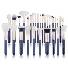 Jessup-Galaxy-T470-Prussian-Blue-Golden-Sands-zestaw-30-pędzli-do-makijażu-drogeria-internetowa-pędzle-do-makijażu-puderek.com.p