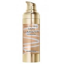 Max Factor Skin Luminizer podkład rozświetlający 45 Warm Almond