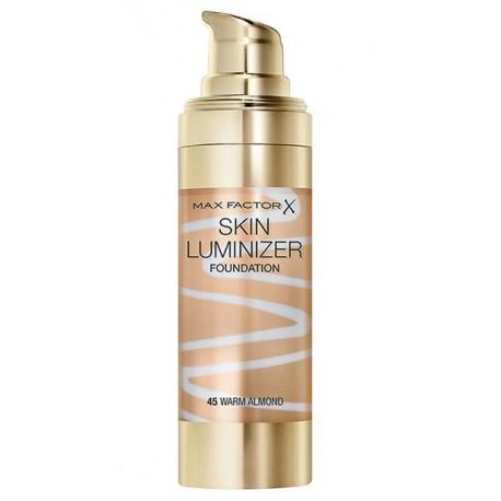 Max-Factor-Skin-Luminizer-podkład-rozświetlający-45-Warm-Almond