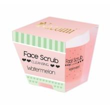 Nacomi Face Scrub Cleansing Watermelon - Oczyszczający peeling do twarzy i ust