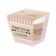 Nacomi Face Scrub Nourishing Chocolate - Odżywczy peeling do twarzy i ust