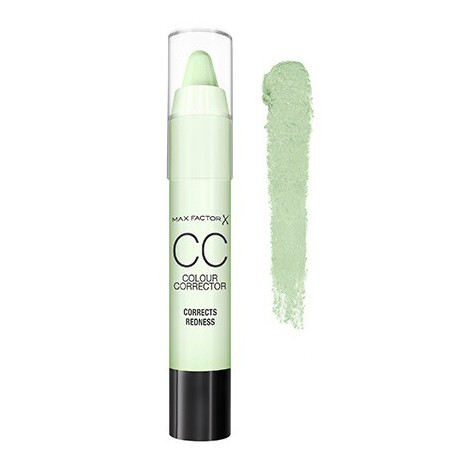 Max-Factor-Colour-Corrector-CC-Stick-Green-zielony-kamuflaż-w-sztyfcie