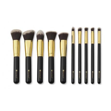 BH-Cosmetics-Sculpt-and-Blend-brush-set-zestaw-10-pędzli-pędzle-do-makijażu-drogeria-internetowa-puderek.com.pl