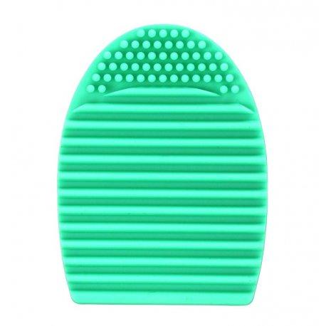 Brushegg silikonowa myjka do pędzli - miętowy