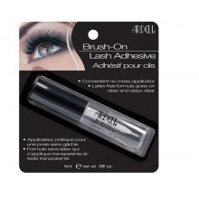 Ardell Brush-on klej do rzęs z pędzelkiem bezbarwny 5 ml