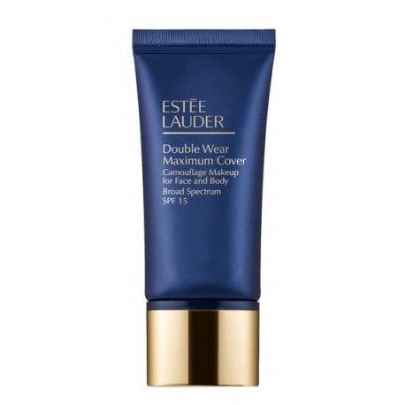 Estee Lauder Double Wear Maximum Cover Camouflage Makeup - 4N2 Spiced Sand - podkład