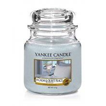 Yankee-Candle-A-Calm-&-Quiet-Place-słoik-średni-świeca-zapachowa-drogeria-internetowa-puderek.com.pl