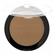Makeup-Revolution-Ultra-Bronze-matowy-bronzer-drogeria-internetowa-puderek.com.pl
