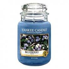 Yankee Candle Blueberry słoik duży świeca zapachowa
