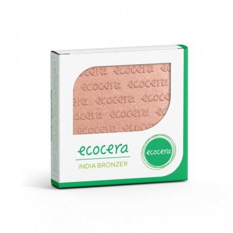 Ecocera India Bronzer - prasowany bronzer 10 g
