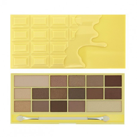 Makeup-Revolution-White-Chocolate-paleta-cieni-cienie-do-powiek-drogeria-internetowa-puderek.com.pl