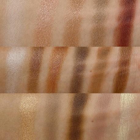 Makeup Revolution White Chocolate paleta cieni do powiek