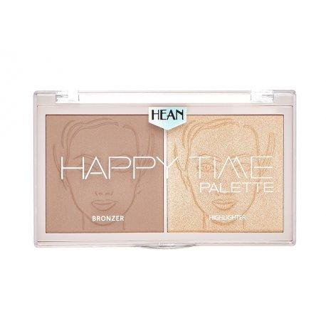 Hean Happy Time - 01 Calm - paleta do konturowania