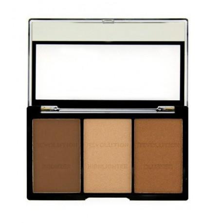 Makeup-Revolution-Ultra-Sculpt-and-Contour-C04-zestaw-do-konturowania--konturowanie-twarzy-drogeria-internetowa-puderek.com.pl