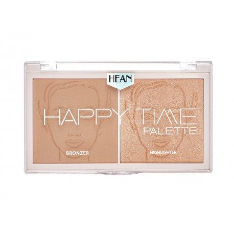 Hean Happy Time - 02 Sunny - paleta do konturowania