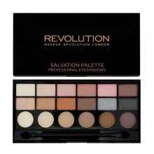Makeup Revolution Girl Panic Salvation Palette paleta 18 cieni do powiek