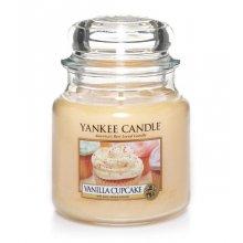 Yankee-Candle-Vanilla-Cupcake-słoik-średni-świeca-zapachowa-drogeria-internetowa-puderek.com.pl