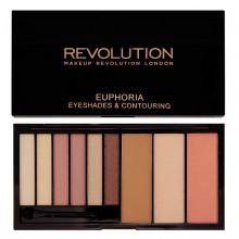 Makeup-Revolution-Euphoria-Bare-paleta-cieni-zestaw-do-konturowania-konturowanie-twarzy-drogeria-internetowa-puderek.com.pl