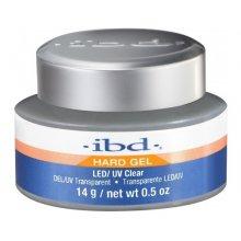 ibd-Hard-Gel-LED/UV-Clear-przeźroczysty-żel-budujący-jednofazowy-14g-drogeria-internetowa-puderek.com.pl