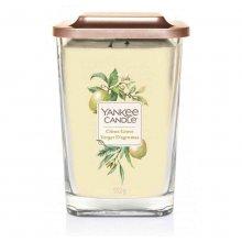 Yankee Candle Elevation - Citrus Grove - duża świeca zapachowa (2 knoty)