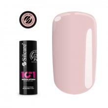 Silcare 10 in 1 Revolution Hybrid Gel - Light Pink - baza budująca 10 w 1 (z pompką)