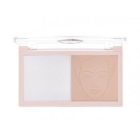 Hean Selfie Palette - paleta pudrów utrwalających makijaż
