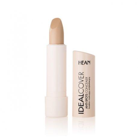 Hean Ideal Cover - 2 Beżowy - antybakteryjny  korektor na niedoskonałości